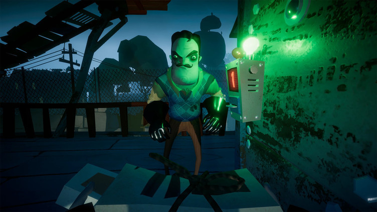 Secret Neighbor: Hello Neighbor Multiplayer Screenshot 21