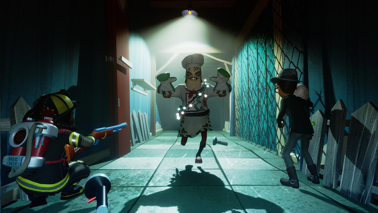 Secret Neighbor: Hello Neighbor Multiplayer Screenshot 26