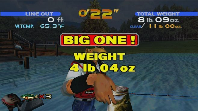 SEGA Bass Fishing™ Screenshot 3
