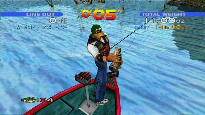 SEGA Bass Fishing™ Screenshot 4