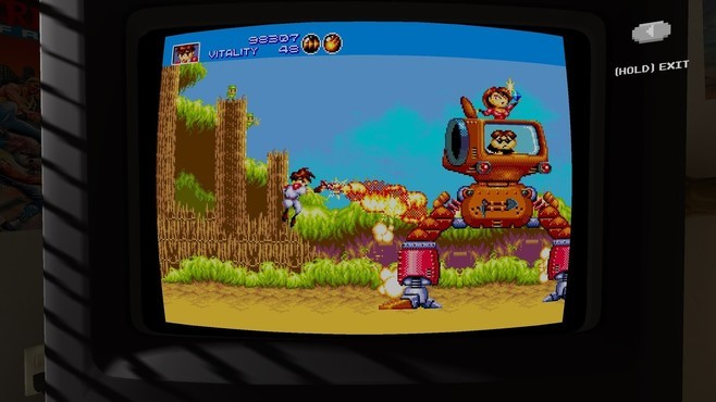 SEGA Mega Drive and Genesis Classics Screenshot 1