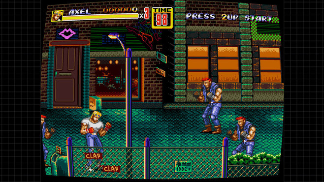 SEGA Mega Drive and Genesis Classics Screenshot 6