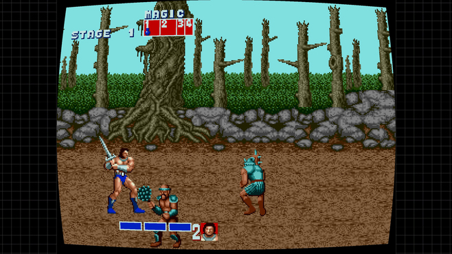 SEGA Mega Drive and Genesis Classics Screenshot 9