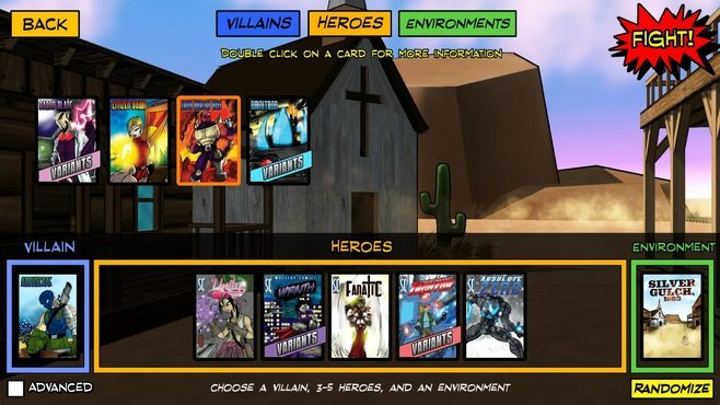 Sentinels of the Multiverse - Season Pass 1 Screenshot 1