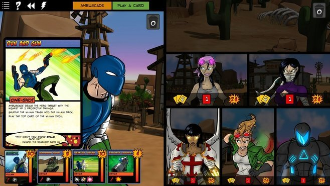 Sentinels of the Multiverse - Season Pass 1 Screenshot 23