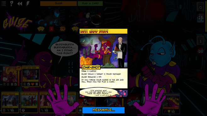 Sentinels of the Multiverse - Season Pass 1 Screenshot 27