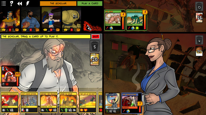 Sentinels of the Multiverse - Season Pass 1 Screenshot 29