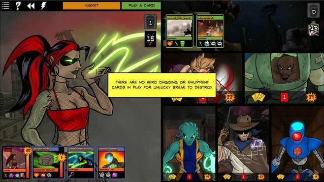 Sentinels of the Multiverse - Season Pass 1 Screenshot 34