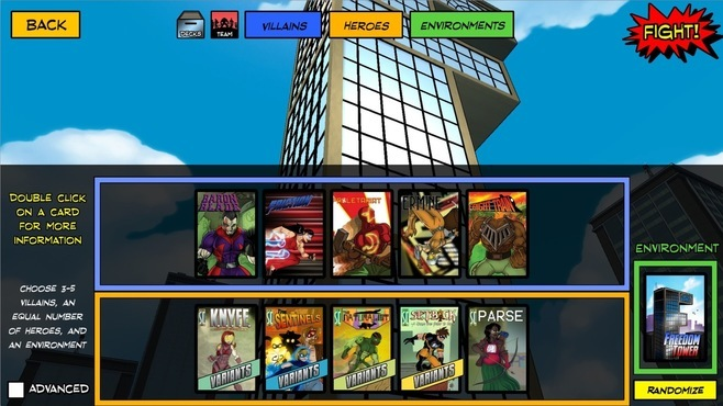 Sentinels of the Multiverse - Season Pass 2 Screenshot 4