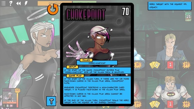 Sentinels of the Multiverse - Season Pass 2 Screenshot 9
