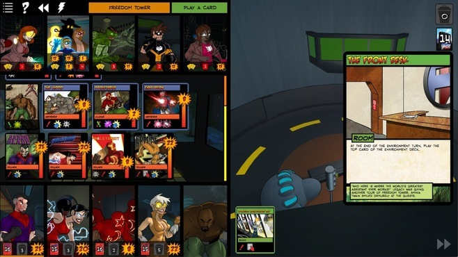 Sentinels of the Multiverse - Season Pass 2 Screenshot 12