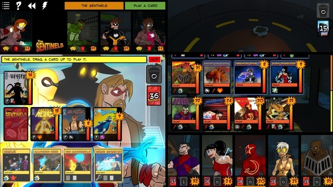 Sentinels of the Multiverse - Season Pass 2 Screenshot 15