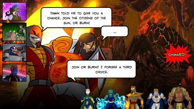 Sentinels of the Multiverse - Season Pass 2 Screenshot 16