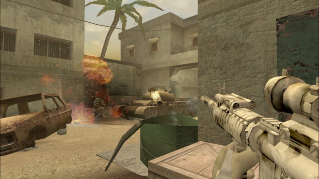 Shadow Ops: Red Mercury Screenshot 3