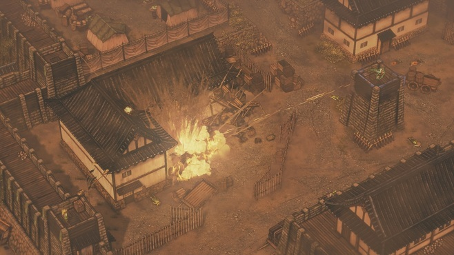 Shadow Tactics: Blades of the Shogun Screenshot 8