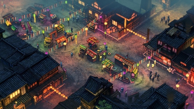 Shadow Tactics: Blades of the Shogun Screenshot 9