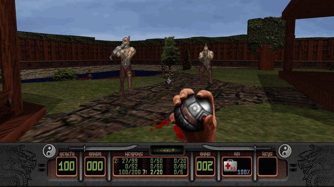 Shadow Warrior Classic Redux Screenshot 3