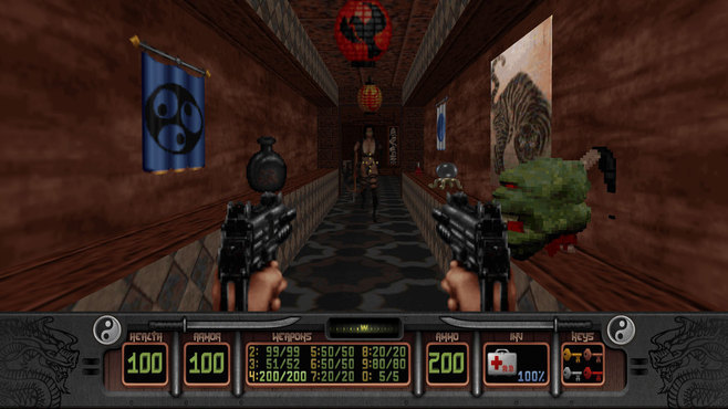 Shadow Warrior Classic Redux Screenshot 4