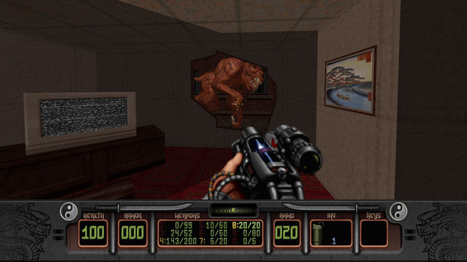 Shadow Warrior Classic Redux Screenshot 6