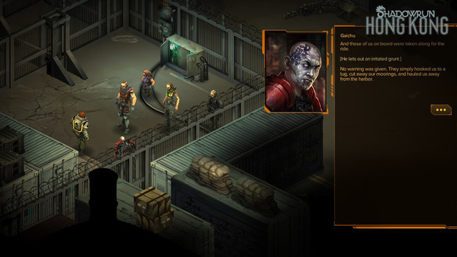 Shadowrun: Hong Kong - Extended Edition Screenshot 3