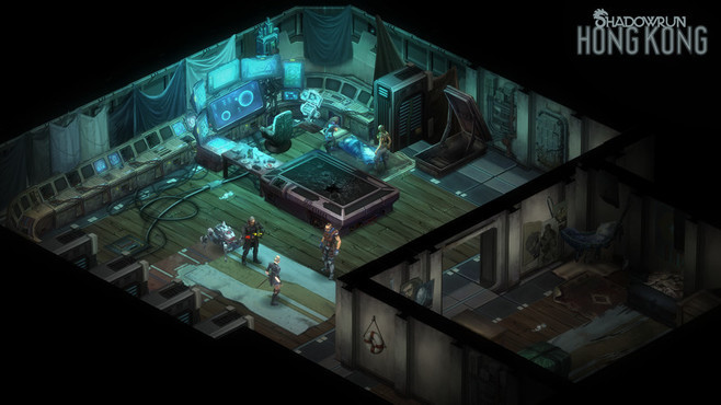 Shadowrun: Hong Kong - Extended Edition Screenshot 5