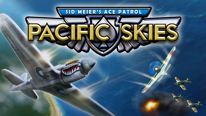 Sid Meier's Ace Patrol: Pacific Skies Screenshot 1