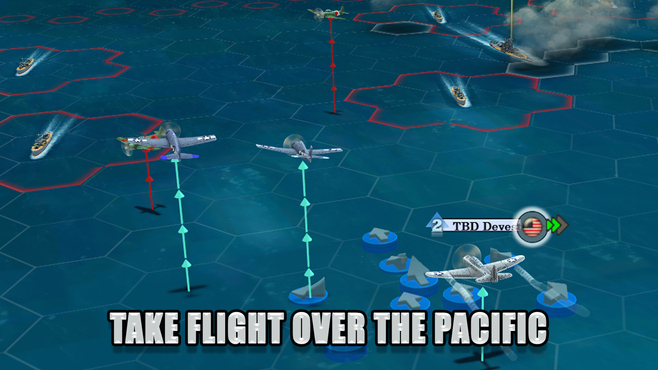 Sid Meier's Ace Patrol: Pacific Skies Screenshot 5