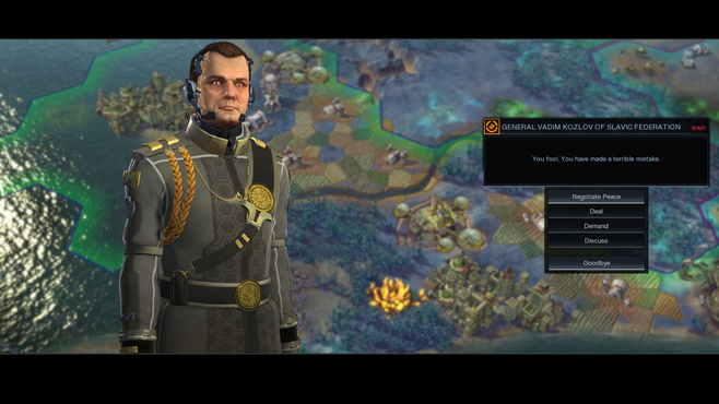 Sid Meier's Civilization: Beyond Earth Screenshot 2