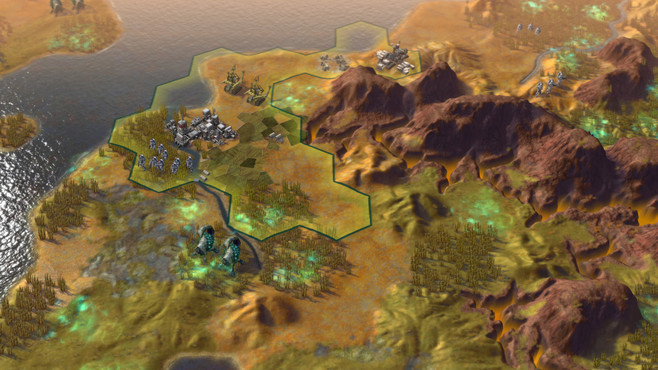 Sid Meier's Civilization: Beyond Earth Screenshot 3