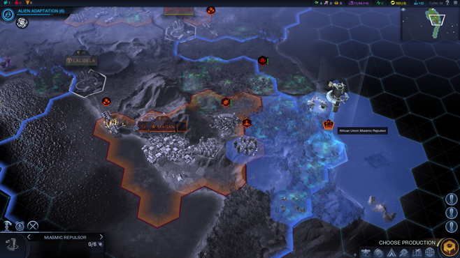 Sid Meier's Civilization: Beyond Earth Screenshot 4