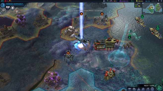 Sid Meier's Civilization: Beyond Earth Screenshot 5