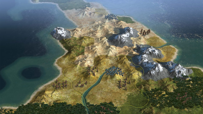 Sid Meier's Civilization V Screenshot 1