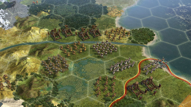 Sid Meier's Civilization V Screenshot 7