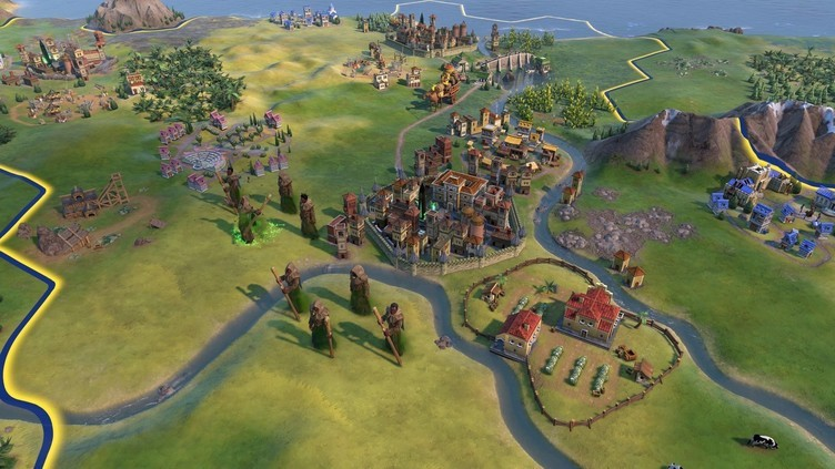 Sid Meier's Civilization VI - Ethiopia Pack Screenshot 1