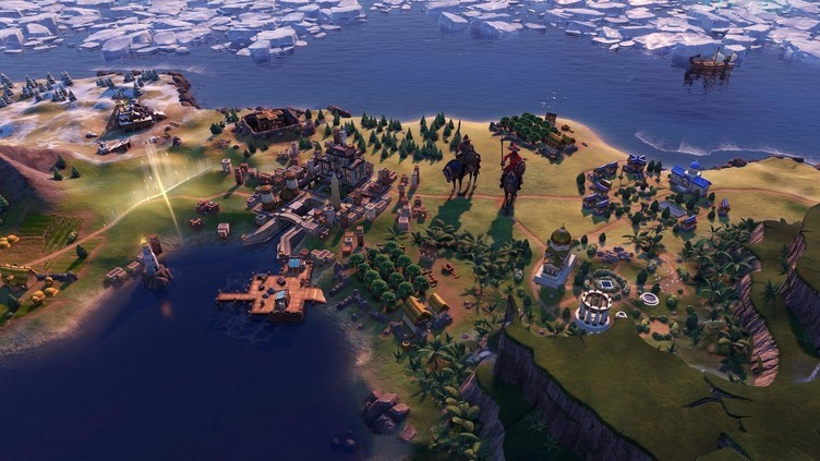 Sid Meier's Civilization VI - Ethiopia Pack Screenshot 3