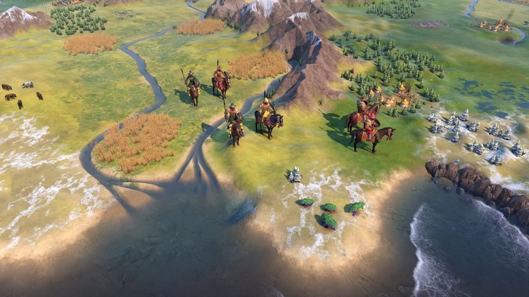 Sid Meier's Civilization VI - Ethiopia Pack Screenshot 4