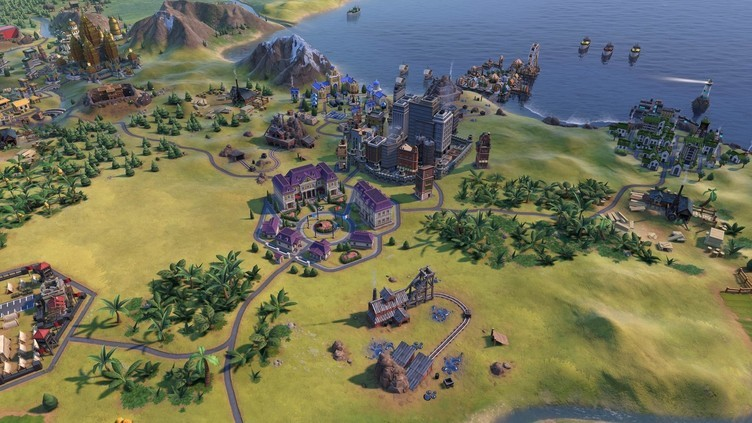 Sid Meier's Civilization VI - Ethiopia Pack Screenshot 8