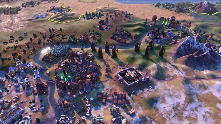 Sid Meier's Civilization VI - Ethiopia Pack Screenshot 9
