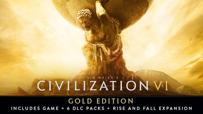 Sid Meier's Civilization VI: Gold Edition Screenshot 1
