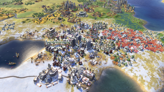 Sid Meier's Civilization VI: Gold Edition Screenshot 2