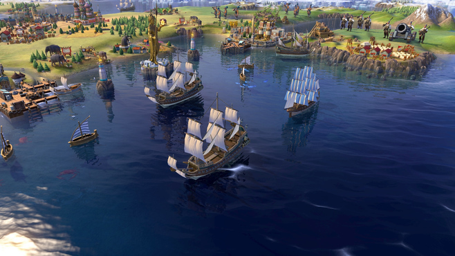 Sid Meier's Civilization VI: Gold Edition Screenshot 5