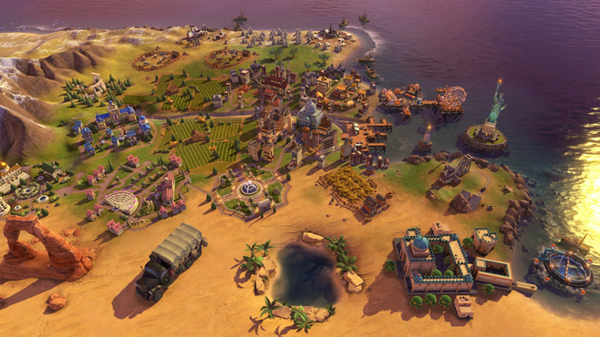 Sid Meier's Civilization VI: Gold Edition Screenshot 7