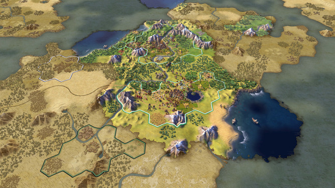 Sid Meier's Civilization VI: Gold Edition Screenshot 8