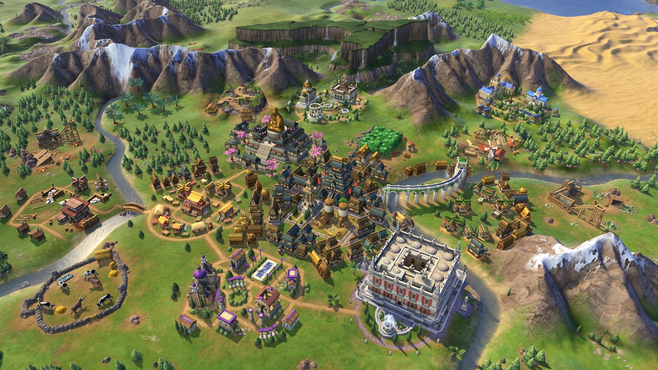 Sid Meier's Civilization VI: Gold Edition Screenshot 9