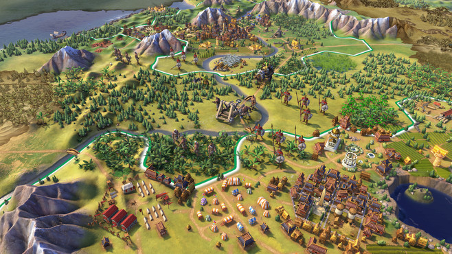 Sid Meier's Civilization VI: Gold Edition Screenshot 10