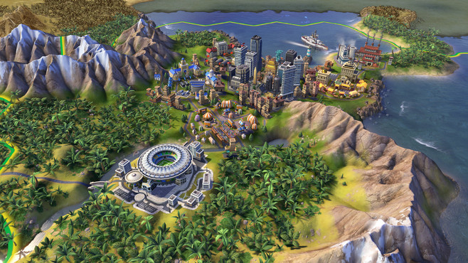 Sid Meier's Civilization VI: Gold Edition Screenshot 13