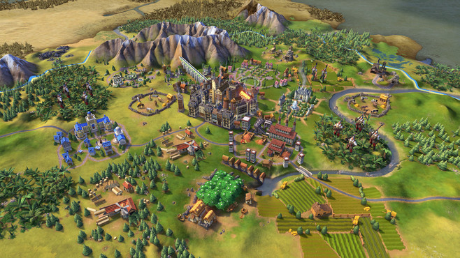 Sid Meier's Civilization® VI Screenshot 5
