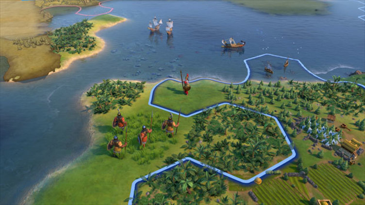 Sid Meier's Civilization® VI - Babylon Pack Screenshot 1