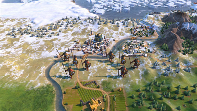 Sid Meier's Civilization® VI - Babylon Pack Screenshot 2