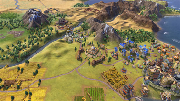 Sid Meier's Civilization® VI - Babylon Pack Screenshot 3